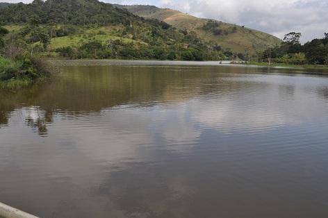 Rio Preto do Criciúma em Jequié