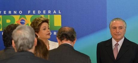 A redação de 10% nos salários de Dilma, Temer e ministros fez parte da reforma administrativa anunciada nesta sexta, 2
