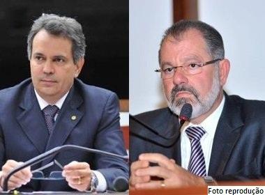 Deputado Félix Jr. venceu a queda de braço com o deputado Marcelo Nilo, no PDT