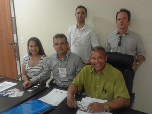 Advogados membros da comissão da junta eleitoral em Jequié