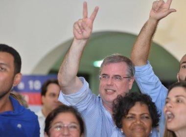 O presidente Luiz Viana foi reeleito na seção da OAB Bahia