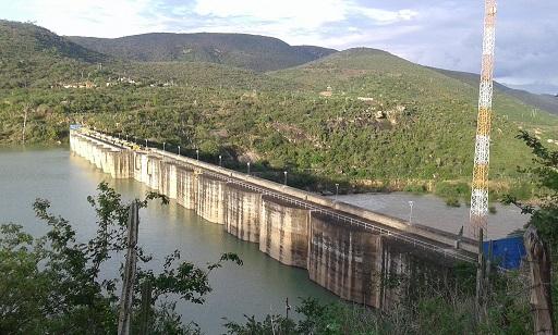 Volume de água represada aumentou nas últimas 24 horas