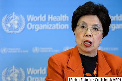 Margaret Chan, diretora-geral da OMS, sobre a emergência em saúde pública devido ao zika vírus e à microcefalia