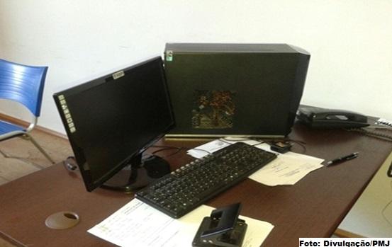 Fotografias dos locais violados serão juntadas ao registro de queixa na Polícia Civil