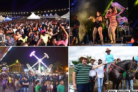 Diversidade de atrações agrada ao público da 37ª Exposição de Jequié
