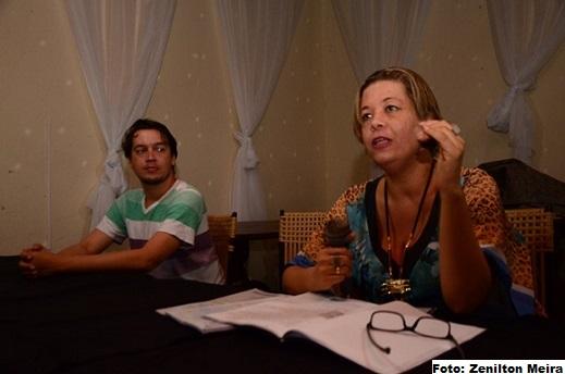 Advogada Ariane Barbosa esclareceu condutas eleitorais para pré candidatos