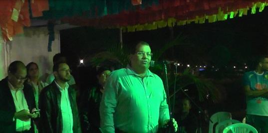 Sérgio da Gameleira não descartou a hipótese de suspender a festa