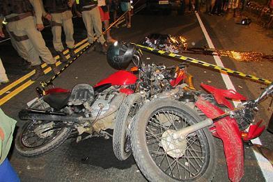 Acidentes com veículos matam milhares de pessoas