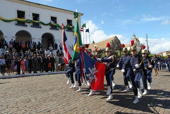 Cachoeira é sede do Governo da Bahia pela nona vez consecutiva
