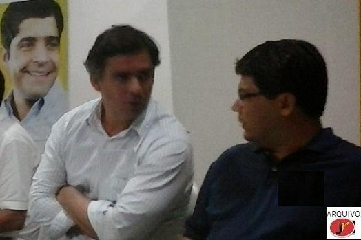 Deputado Leur Júnior tem conversado com Dr. Fernando pré-candidato a prefeito pelo PV