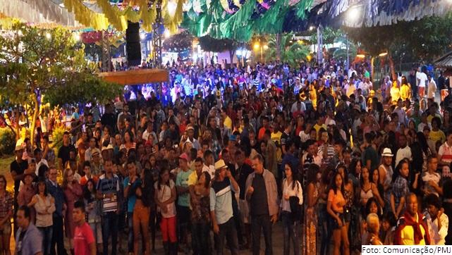 Vila Junina de Jequié consegue numeroso público