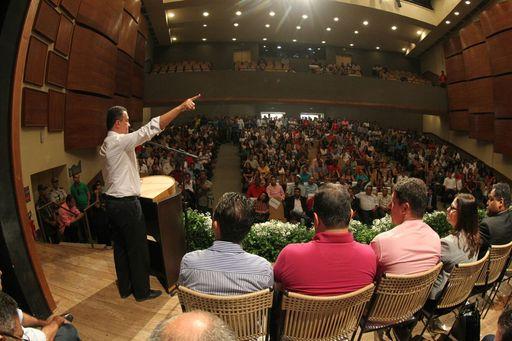 A expectativa é saber qual o caminho apontará o governador Rui Costa