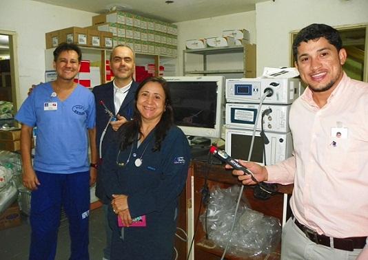 HGPV implanta nova tecnologia em sua unidade de ortopedia