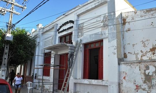Casa da Cultura de Jequié será reaberta em 4 de agosto