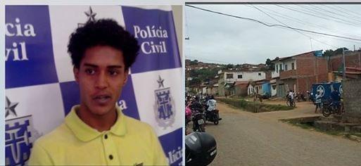 Eminho tombou morto próximo do local onde matou uma adolescente em 2013