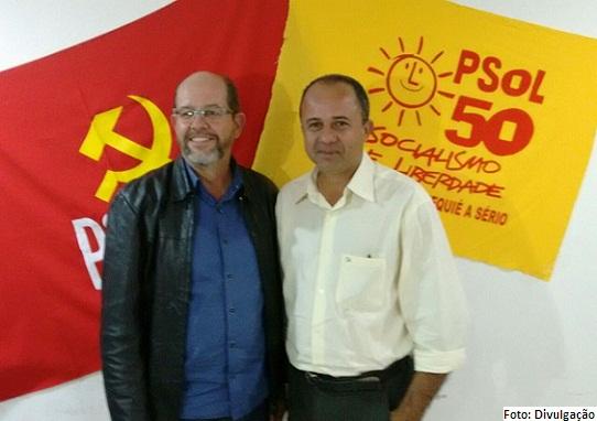 Celso Argolo será vice de com Marcos Ferreira estarão juntos na majoritária