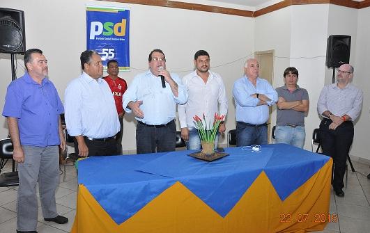 Sergio da Gameleira voltou a críticar à gestão Tânia Britto