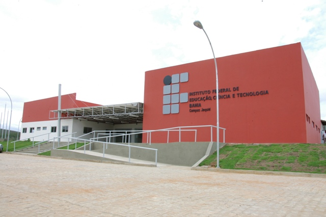 Concurso para professores do Ifba com vagas no campus de Jequié