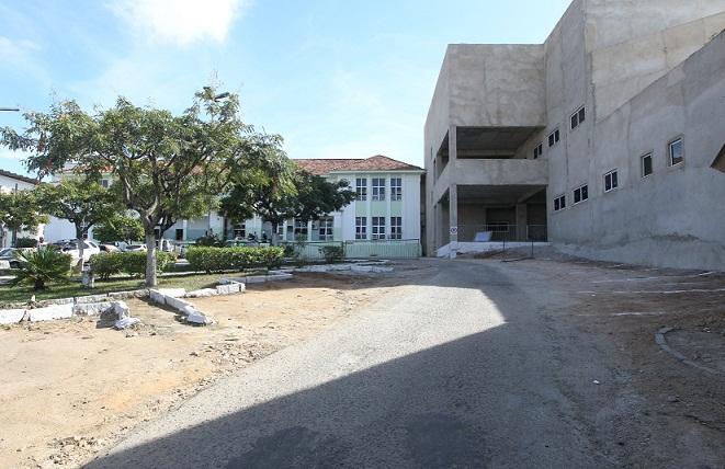 Nova estrutura do Hospital Geral Prado Valadares tem previsão de ser concluída em 2017