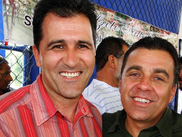 Pausa nas divergências: Paulo dos Anjos (PSL) recebe o apoio de Nelson Portela (PT)