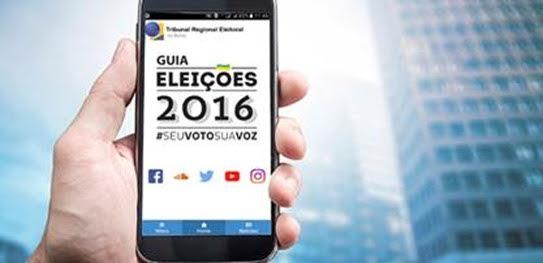 Justiça Eleitoral baiana lança aplicativo 'Radar TRE-BA'