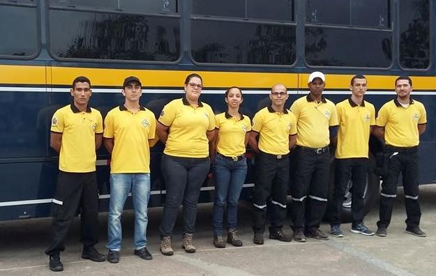 Equipe de Agentes de Trânsito está sendo treinada para iniciar atividades no próximo ano
