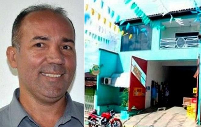 Resultado de imagem para ex-candidato a prefeito de Camamu é assassinado