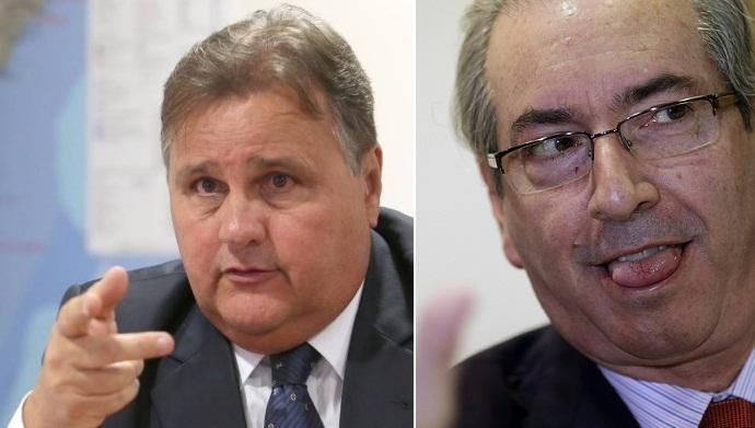 Ministro Geddel nega que conversou por telefone com o ex-colega de partido Cunha