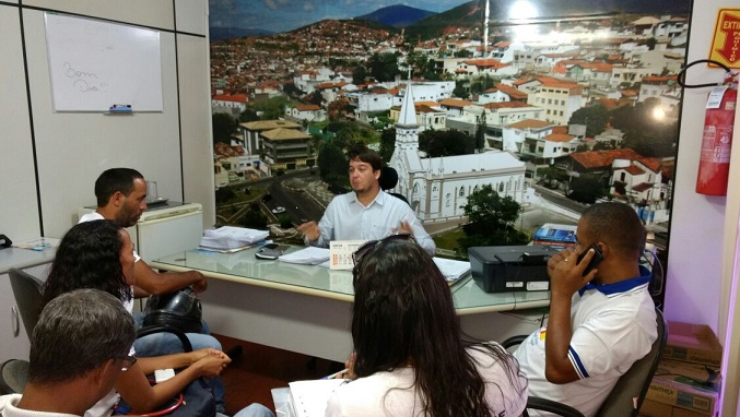 Acordo formalizado após encontro do sindicato com o representante da prefeitura