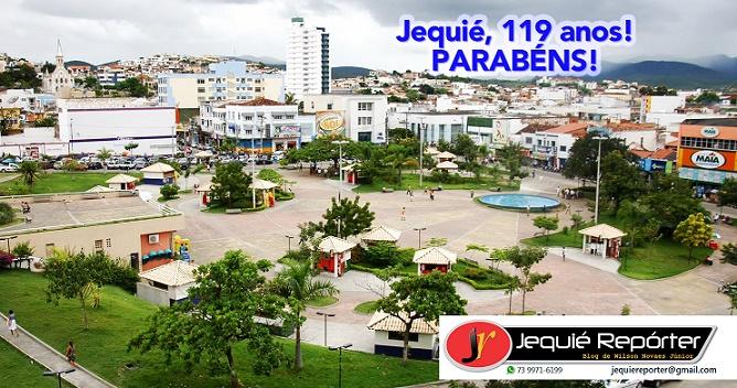 Prefeitura divulga programação comemorativa dos 119 anos de Jequié