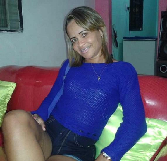 Dica Oliveira saiu de casa para atender a uma cliente