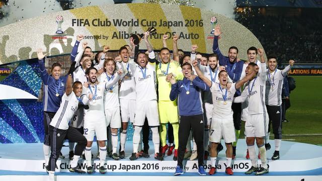 Real Madrid passou sufoco para superar o adversário japonês