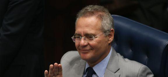 Senador Renan Calheiros marcou recebimento da notificação para terça-feira, 6