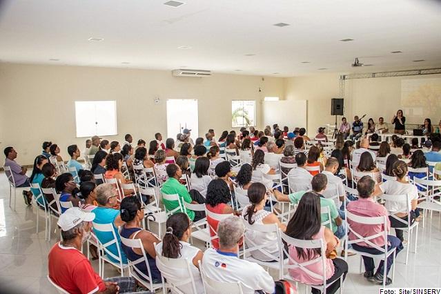 Servidores da Prefeitura de Jequié debatem enquadramento