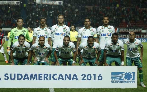 timechapecoensesanlorenzosulamericana2016getty