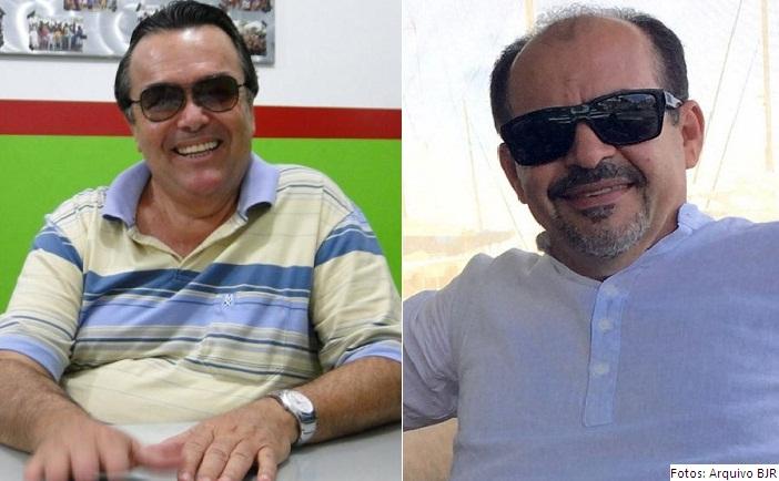O ex-vereador Ednael Almeida e o farmaceutico Adilson Miranda são as opções