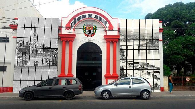 Nova fachada preserva imagens antigas da cidade