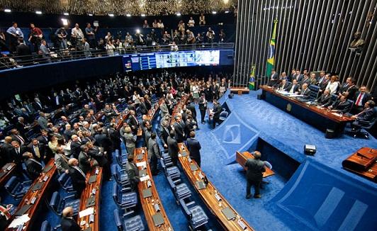 Verba de gabinete dos Senadores foi duplicada de 2014 a 2016