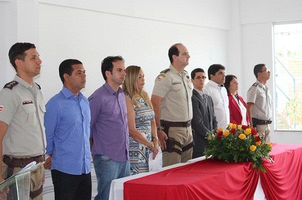 Mudança de Comando na 3ª Companhia PM de Jaguaquara