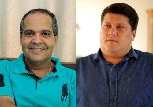 Prefeitos Eures Ribeiro e Luciano Pinheiro protagonistas de acirrada disputa