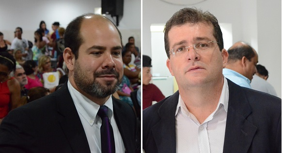 Advogados Gláucio Chaves e André comandarão a Procuradoria Geral e IPREJ
