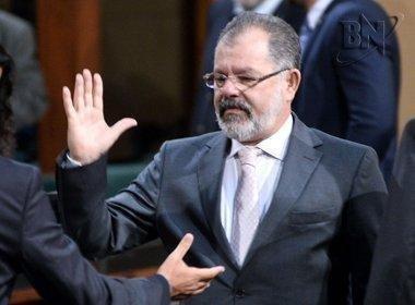 Marcelo Nilo diz que deixa a presidência com a cabeça erguida