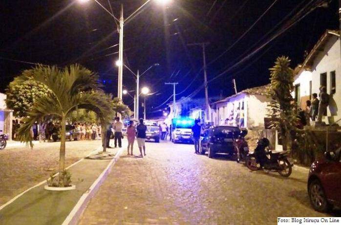 Duplo assassinato causa consternação e revolta na população de Lafaiete Coutinho