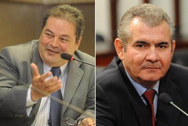 Luiz Augusto (PP) retira candidatura a presidente e passa a ser 1º na chapa de Coronel (PSD)
