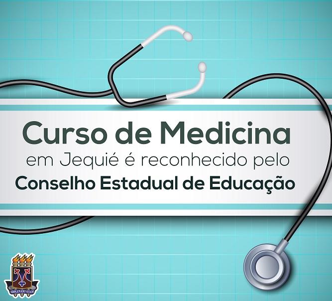 Conselho Estadual reconhece curso de Medicina em Jequié