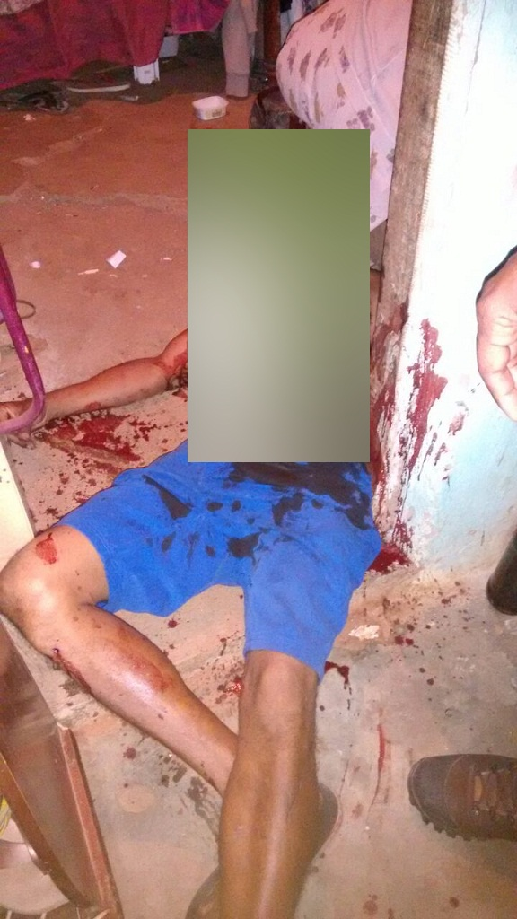 """""""Paulo Breick"""" recebeu vários tiros dentro de casa"""