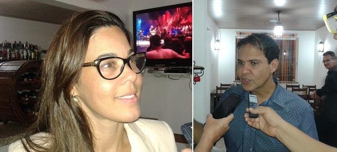 Presidente Maria Quitéria e o candidato Eures Ribeiro visitam municípios baianos