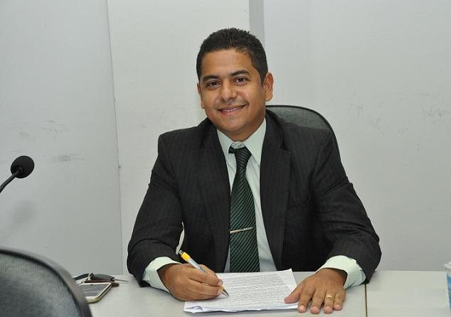 Vereador Tinho presidirá sua primeira após a eleição de 1º de janeiro