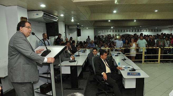 Sérgio da Gameleira voltará a Câmara em 14 de fevereiro
