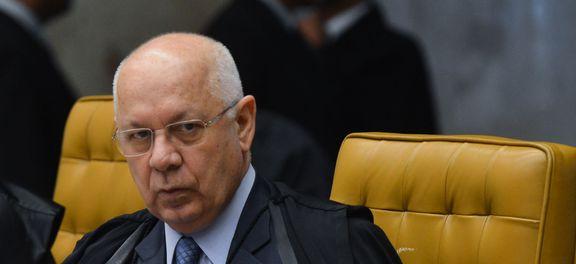 Ministro Teori Zavascki viajava de São Paulo para o litoral sul do Rio de Janeiro;
